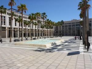 El Ejido Plaza Mayor